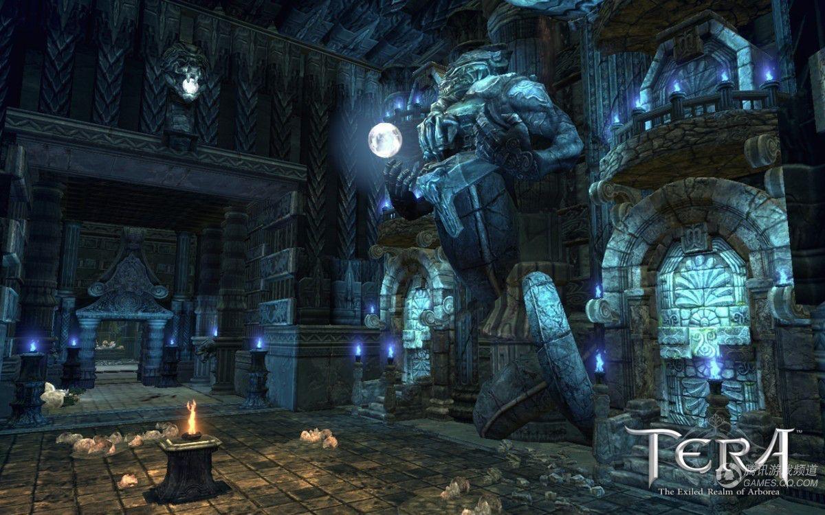 古风游戏宫殿素材立绘